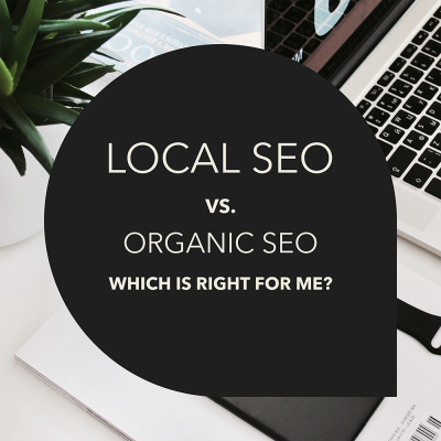 Local SEO vs. Organic SEO